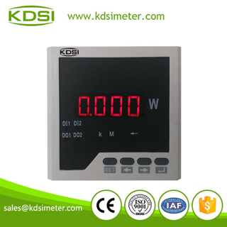 China Supplier BE-96 3P three-phase digital power meter