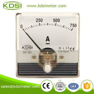 Special Meter for Welding Machine BP-60N 60*60 DC75mV 750A ammeter with output