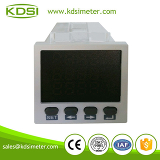 Mini square type 48*48 BE-48 LED Digital Three-phase Ammeter