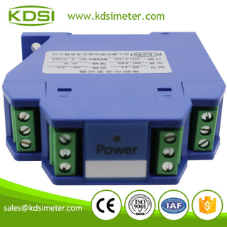 KDSI BE-AI AC5A power DC24V output DC4-20mA single phase current transducer