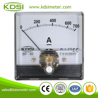 Original manufacturer high Quality BP-60N DC60mV 700A analog panel welding machine meter