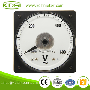 Easy installation LS-110 AC600V module with voltmeter display