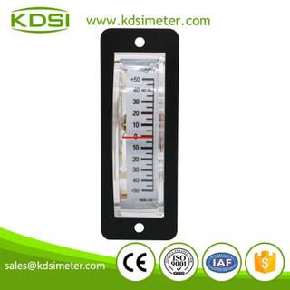 Hot Selling Good Quality BP-15 DC+-50uA Vertical installation analog dc micro ammeter