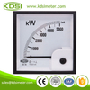 CE certificate BE-96 DC1mA 5000kW analog panel dc ampere kW meter