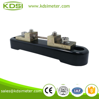 20 Year Top Manufacturer of CE,ISO passed Shunt BE- 60MV 25A dc current shunt resistor