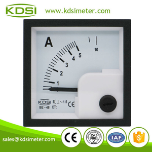 Factory direct sales BE-48 AC5A ac analog mini small ammeter