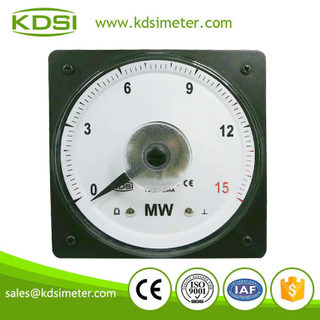 KDSI electronic apparatus LS-110 110*110 DC4-20mA 15MW ampere power meter