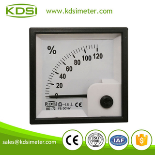 Factory direct sales BE-72 DC10V 120% voltage load meter