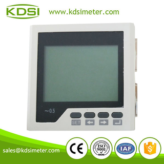 Hot sales factory direct sales BE-96 3D3Y AC450V 5A multi-function digital display meter