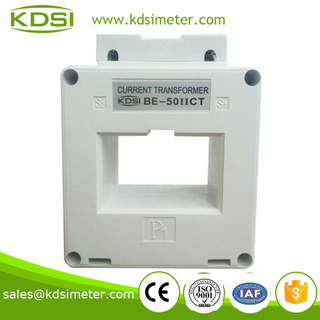 Classical BE-50IICT current transformer for ammeter